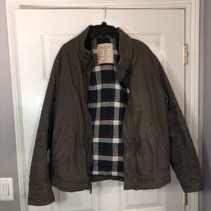 Men's American eagle coat